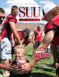 suu in view fall 2010 by southern utah university issuu