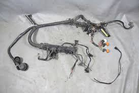 damaged bmw e34 525i m20 engine wiring harness for automatic 1989 engine wiring harness damaged bmw e34 525i m20 engine wiring harness for automatic 1989 1990 used oem