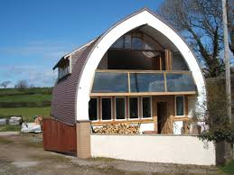 Designing and Self Building an Affordable Straw Bale HouseCumbria straw bale house