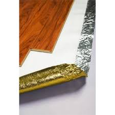QEP Floating Floor Underlay Laminate Floor Gold 11m2