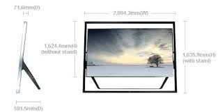width of 60 inch tv.  Width What Are The Dimensions Of A 60 Inch Tv Width And Height  Dimension   To Width Of Inch Tv H