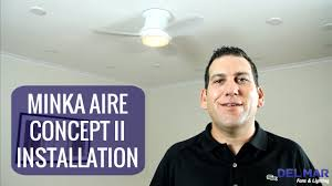 minka aire concept ii ceiling fan installation youtube Minka Aire Spacesaver Wiring Diagram Remote Minka Aire Spacesaver Wiring Diagram Remote #20 Minka Aire Fan Wiring Diagram