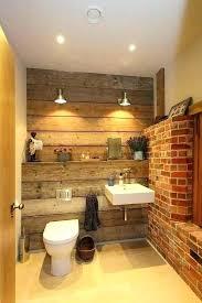 barn wood wall bathroom reclaimed wood wall tiles wood wall tiles rustic bathroom design with reclaimed