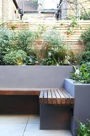 planter box bench seat plans ways to convert an eyesore into a gorgeous garden feature build planter box bench seat wooden