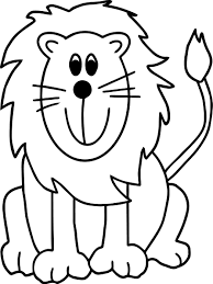 Small Picture Lion Zoo Coloring Page Wecoloringpage