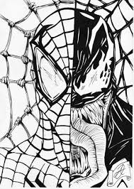Small Picture Anti Venom Girl Coloring Coloring Pages