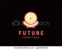 furniture logo. Wonderful Furniture Modern Minimalistic Furniture Logo Template  Csp55648278 In Furniture Logo