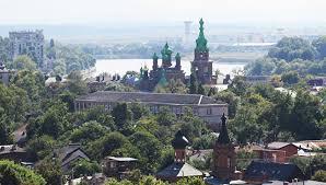 История Краснодарского края РИА Новости   Вид на город Краснодар