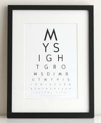 Eye Chart Poster Free Free Eye Chart Maker Create Custom Eyecharts Online Wall