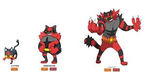 Pokemon Chart Level Evolution Flecling Images Pokemon Images