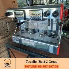 Casadio Dieci 2 Group (New 99%)   Máy pha cà phê Nhập Khẩu