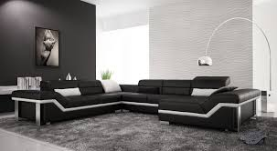 Modern Black And White Living Room Cool Black Living Room With Mesmerizing Effect Of The Opposite