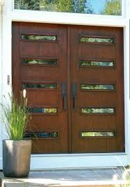 modern front doors. Modern Front Doors And Garage With Atlanta