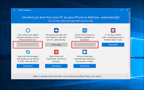 Setup Phone How To Set Up The Phone Companion App In Windows 10 On