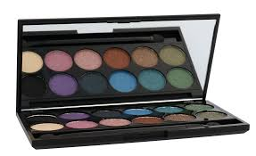 sleek makeup i divine eyeshadow palette cosmetic 13 2g 594 original