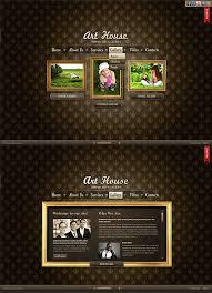Art Gallery Html5 Template Best Website Templates