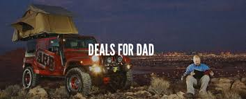 deals for dad jeep accessories
