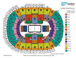 Golden State Warriors Vs Sacramento Kings Sap Center