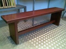 custom made furniture indoor outdoor jarrah timber custom made seat