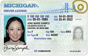 compliant Driver Licenses id To Week Begin Next Real Issuing Michigan 's wWB4q7x