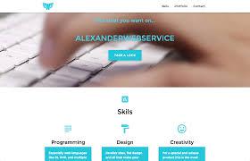 Sites That Use Material Design Top 6 Examples Of Material Design Portfolio Website Designs