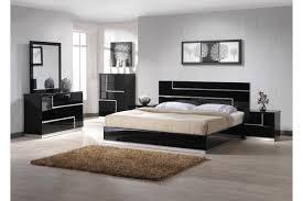 Einfache Dunkle Schlafzimmer Möbel Jaidyn Full Size Poster Bett