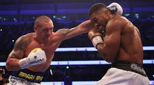 Joshua-Usyk fight: Stunning upset takes a super fight off the board - Sports Illustrated