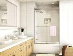 full size of frameless shower door for bathtub installing tub doors home depot modern bathroom design