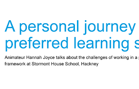 a personal journey through preferred learning styles a new direction a personal journey through preferred learning styles
