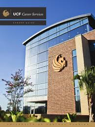 Career Services Career Guide By University Of Central Florida