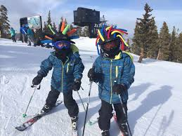 check out six holiday ideas for the littlest skiers and riders in your family