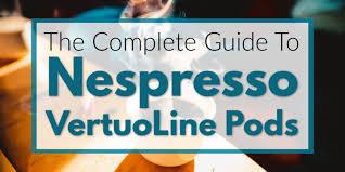 Printable Nespresso Coffee Chart Nespresso Vertuoline Pods Honest Consumers Guide 2019 Update