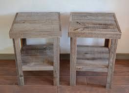 reclaimed wood nightstand. Barn Wood Night Stands Reclaimed Nightstand