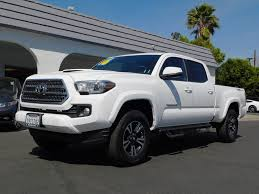2016 Used Toyota Tacoma CA 1-Owner * LIKE NEW at Jim's Auto Sales ...