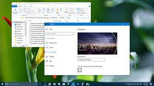 How to set Windows Spotlight images as ...