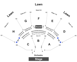 Klipsch Music Center Noblesville In Seating Chart The Doobie Brothers Michael Mcdonald At Ruoff Home
