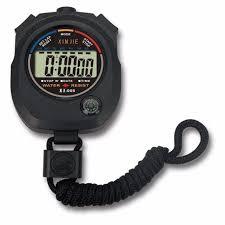 Fashion Sport Watch <b>Waterproof Digital LCD</b> Stopwatch ...