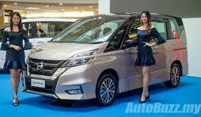 nissan serena s hybrid launched in malaysia 7 seater mpv from rm135k