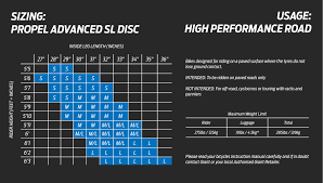 Giant Propel Advanced Sl Disc Bike Size Guide Cyclestore Co Uk