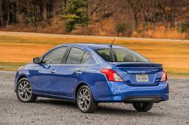 2018 nissan versa sedan. plain versa 2018 nissan versa new car review featured image large thumb4 and nissan versa sedan i