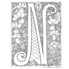 letter n coloring pages free letter n coloring sheet letter n coloring page zoom letter h