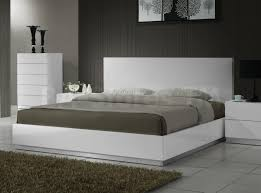 white lacquered furniture. naples platform bed white lacquered furniture r