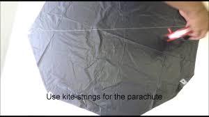 Best Parachute Design For Bottle Rocket Large Diy Water Rocket Parachute