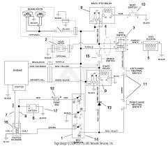 ariens riding mower wiring diagram Lawn Mower Wiring Schematics Snapper Ignition Wiring Diagram