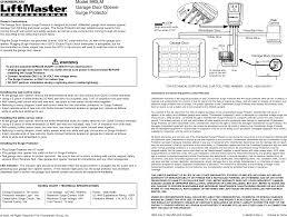 Chamberlain Technical Support Chamberlain Liftmaster 990lm Users Manual 2914en