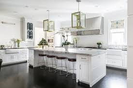 All White Kitchen Designs Decoration Interesting Ideas