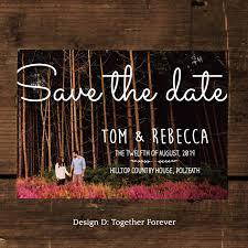 Photo Wedding Save The Dates Feel Good Wedding Invitations