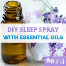 diy sleep spray print author mama z
