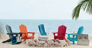 adirondack chairs on beach. Emejing Colorful Adirondack Chairs On Beach Gallery - Liltigertoo .