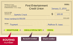 First Entertainment Credit Union First Entertainment Credit Union Search Routing Numbers